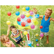 New Little Tikes Fun Zone Pop And039n Splash Surprise Game For Kids + Balls