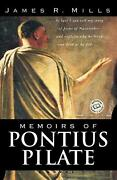 Memoirs Of Pontius Pilate A Novel By James R. Mills English Paperback Book Fr