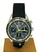 Omega Speedmaster Co-axial Chronograph- 326.32.405.50.06.001 Fits 7 Wrist