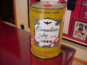 Canadian Ace Beer Gallon Can Tough Can Nice