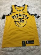 Nike Golden State Warriors Kd Kevin Durant Classic Edition Swingman Jersey Sz M