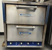 Great Condition Used Baker's Pride Pizza/pretzel Oven - Free Shipping