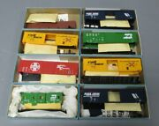 Athearn And Rail Runner Ho Freight Cars [8]/box