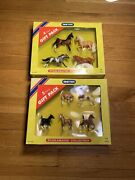 Breyer Stablemates Collection Horses New 5981 And 5982 Lot Of 2 Sealed Boxes