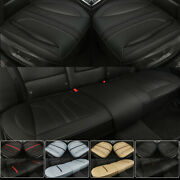 Custom Fit Pu Leather Seat Cover For Ford F-150 2004-08 Full Surround