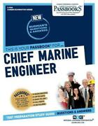 Chief Marine Engineer By National Learning Corporation English Paperback Book