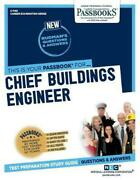 Chief Buildings Engineer By National Learning Corporation English Paperback Bo