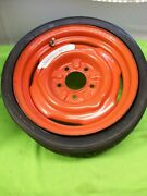 Vintage Amc Space Saver Collapsible Spare Tire