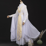Hanfu Men Chinese Ancient Traditional Costume Hanfu Dress Cloak Stage Outfit