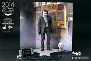 Hot Toys Mms249 – The Dark Knight 1/6th Scale The Joker Bank Robber Version )
