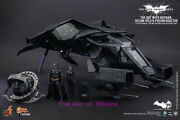 Hot Toys – Mmsc002 – The Dark Knight Rises 1/12th Scale The Bat Deluxe Action