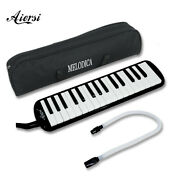 Aiersi 32 Key Melodica Piano Keyboard Musical Instrument With Carrying Bag