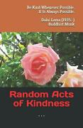 Random Acts Of Kindness By R. Pasinski English Paperback Book Free Shipping