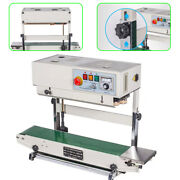 Cbs-730i Automatic Continuous Digital Sealing Bag Machine Stainless Steel 6-15mm