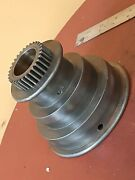 Logan Lathe 200 10 Inch Headstock Pulley Gear Assembly 30 Tooth 3 Steps