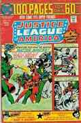 Dc Comic Book Justice League Of America 116 1975 100 Page Issue