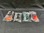 New Hot Wheels 1994 Gulf Mail In Promo Set Of 4 Cars T-bird, Indy, Tanker, Blimp