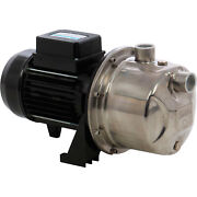 Saer-usa Self-priming Stainless Steel Jet Pump - 954 Gph 3/4 Hp 1in Ports M 97