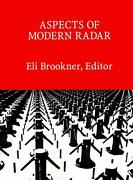 Aspects Of Modern Radar By Eli Brookner English Paperback Book Free Shipping