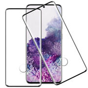 For Samsung Galaxy S20 Tempered Glass Screen Camera Lens Protector Cover