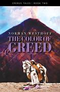 Westhoff Norman-color Of Greed Book New