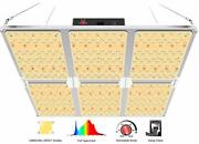Mixjoy Led Grow Lights Gl-6000d/600w Full Spectrum With Samsung Lm301 Led Diodes