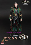 Hot Toys Andndash Mms231 Andndash Thor The Dark World 1/6th Scale Loki Action Figure New