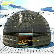 Inflatable Bubble Tent Pvc Dome Igloo Camping Tent For Camping Free Shipping