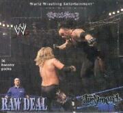 Wwe Raw Deal Revolution 3 Judgment Day Booster Box