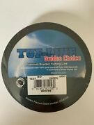 Tuf-line Guides Choice Hollow Core 100 Spectra Fishing Line 80 Lb. 150yd. White