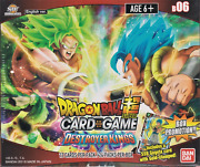 Dragonball Super Series 6 Destroyer Kings Booster Box
