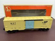 Lionel 6-29236 M-k-t The Katy 6464515 Girls Train Boxcar New Old Stock O Scale