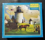 Charles Wysocki Puzzles 1000 Pieces Three Sisters 2003 Brand New Sealed
