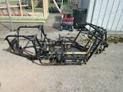 12 Polaris Rzr 900 Xp Frame Chassis Clean Papers 1018344-458 2012-2014