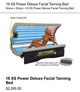 16 Xs Power Tanning Bed