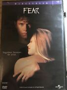 Fear Dvd, 1996 Widescreen, R, Mark Wahlberg, Reese Witherspoon