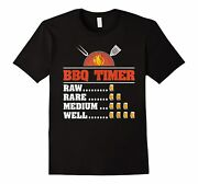 Bbq Timer Barbecue Shirt Funny Grill Grilling Classic Unisex T-shirt