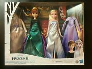 Disney Frozen 2 - Anna And Elsa Royal Fashion - Clothes And Accessories - Sealed