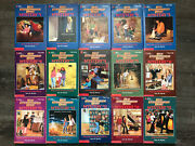 15 Baby-sitters Babysitters Club Book Lot Mystery Books 1-15 Vintage 1991-94