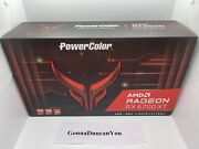 New In Hand Powercolor Red Devil Amd Radeon Rx 6700 Xt Gaming Graphics Card