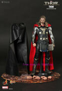 Hot Toys – Mms224 – Thor The Dark World 1/6th Scale Thor Action Figure Stock
