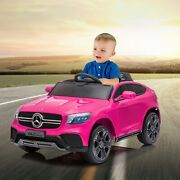 Kids Ride On Car Electric 6v Battery Power Gift Toy W/ Remote Control Mp3 Led