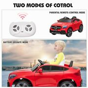 Kids Ride On Car Electric 6v Battery Power Gift Toys W/ Remote Control Mp3 Led