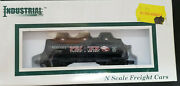 Life-like N Scale Protex Pda Pdax 1054 3-dome Tank Car Vintage, Black