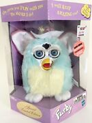 Not Tested Factory Sealed Furby Teal Yellow Easter Spring Special Ltd Edition