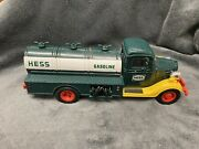 Mint In Box 1985 The First Hess Truck Toy Bank