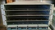 Cisco Ucs 5108 Blade Server Chassis With 8x Fans 4x Psus 2x Fabric Modules