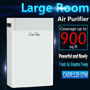 Powerful Large Room Air Purifier Medical Grade Hepa For Wild Fire Smoke