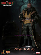 Hot Toys Andndash Mms211 - Iron Man 3 1/6th Scale The Mandarin Action Figure New Stock