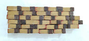 33 Letterpress Wood/wooden Hand-carved Matrices For Type Englishwmt89
